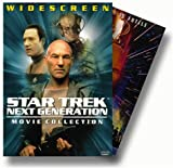 echange, troc Star Trek - The Next Generation Movie Collection (Generations / First Contact / Insurrection) [Import USA Zone 1]