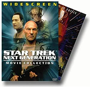 Star Trek - The Next Generation Movie Collection (Generations / First Contact / Insurrection)