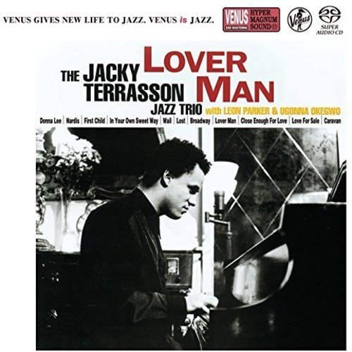 SACD : JACKY TERRASSON - Lover Man