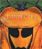 echange, troc Claire Villemant, Philippe Blachot - Portraits d'insectes