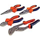 Silverline 633832 Expert Pliers - Set of 4