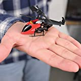 Worlds Smallest Remote Controlled Helicopter Fly Solo Or Race W/ Friends