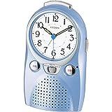 Amazon.co.jpCITIZEN (シチズン) 目覚し時計 伝言ルージュW 音声録音 4SE521-004