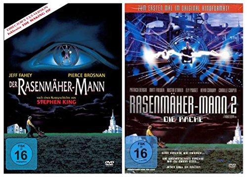 Der Rasenmäher-Mann 1 + 2 [2 DVDs]