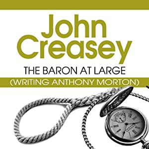 The Baron at Large Audiobook