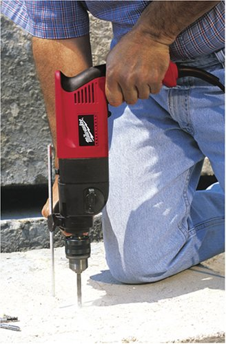 Milwaukee 5378-21 7.5 Amp 1/2-Inch Hammer Drill with Pistol Grip