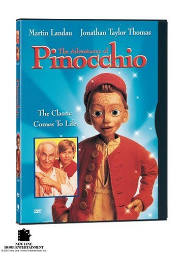 The Adventures Of Pinocchio -