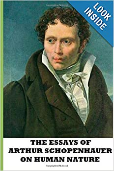 arthur schopenhauer essay on suicide Philosophy of suicide suicide involves two sides: the act and the reason the reason, or philosophy of suicide, is what justifies the act to the person committing.