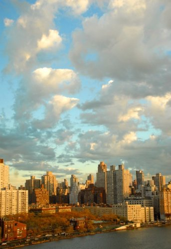 Equivalents (New York Skyline) Urban Landscape Photography