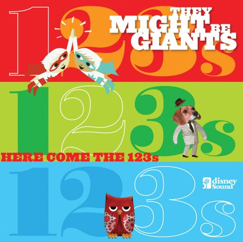 They Might Be Giants - Here Come the 123s! - Lyrics2You