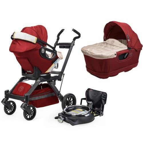 orbit baby infant travel collection g3 bassinet and car seat ruby holiday deals associated. Black Bedroom Furniture Sets. Home Design Ideas