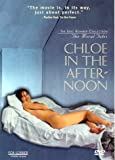 echange, troc Chloe in the Afternoon (L'Amour l'après-midi) [Import USA Zone 1]