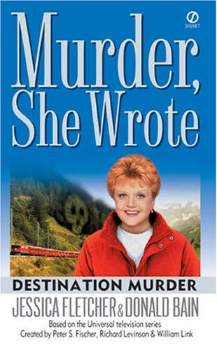 Image for Murder, She Wrote: Destination Murder