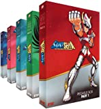 Saint Seiya (Les Chevaliers du Zodiaque) - Intégrale - Edition Collector - 5 Coffrets (21 DVD)