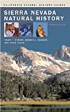img - for Sierra Nevada Natural History (California Natural History Guides) book / textbook / text book