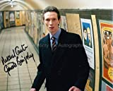 MICHAEL CARTER as Gerald Bringsley - An American Werewolf In London GENUINE AUTOGRAPH