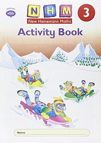 New Heinemann Maths Yr3, Activity Book (8 Pack)