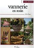 echange, troc Sylvie Bégot - Vannerie en rotin