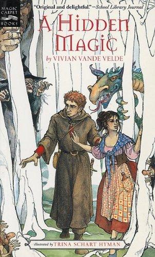 A Hidden Magic by Vivian Vande Velde