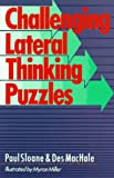 Challenging Lateral Thinking Puzzles (0806986719) by Sloane, Paul