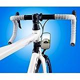 Generic Bike Eye Rear View Wide Mirror