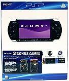 Sony Computer Entertainment PSP Console Bundle (Syphon Filter: Dark Mirror, SOCOM: Fireteam Bravo 1, SOCOM: Fireteam Bravo 2)