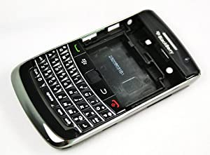 Black Full Housing for GSM BlackBerry Bold 9700