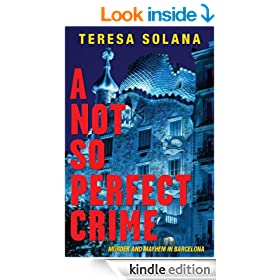A Not So Perfect Crime (The Borja and Eduard Barcelona Series)