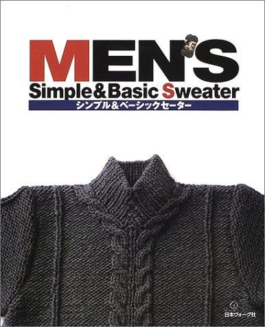 MEN'Sシンプル&ベーシックセーター