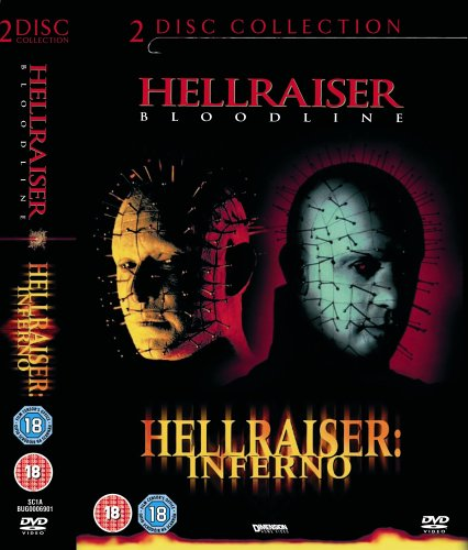 Hellraiser - Inferno/Hellraiser - Bloodline [DVD]