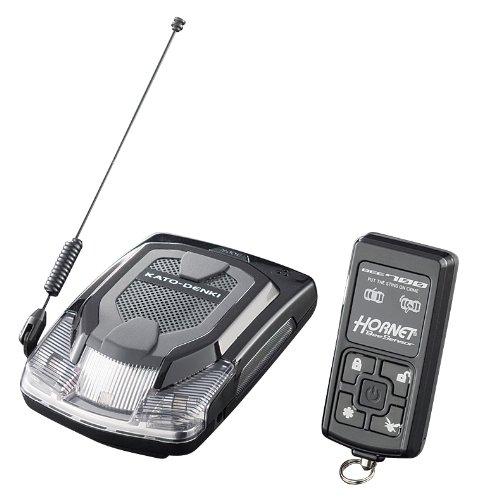 加藤電機 ホーネット(HORNET) カーセキュリティ ポータブルモデル BEE700
