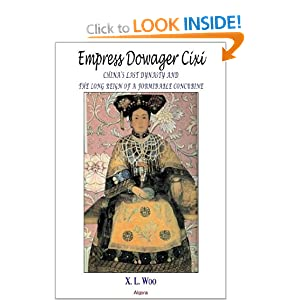 empress dowager cixi picture