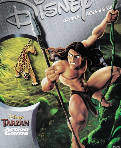Tarzan Action Game - PC