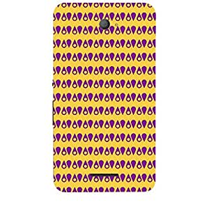 Skin4Gadgets ABSTRACT PATTERN 85 Phone Skin STICKER for SONY XPERIA E4 Duo