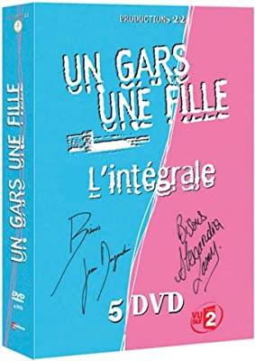 Un gars une fille : L'intégrale - Coffret 5 DVD