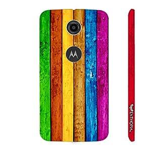 Motorola Moto E (2nd gen) Queue Up designer mobile hard shell case by Enthopia