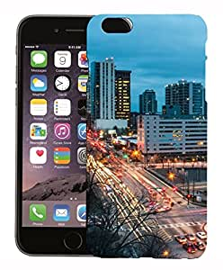 Toppings 3D Printed Designer Hard Back Case For Apple iPhone 6 Plus (5.5-Inch) Design-10371