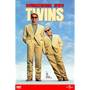Click to buy Arnold Schwarzenegger Movies: Twins from Amazon!