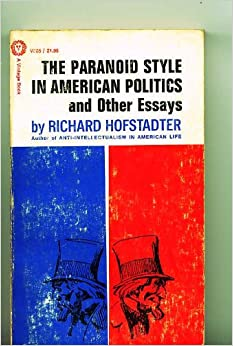 an analysis of the american political tradition by richard hofstadter Doubling up on the reviews again, with two books by american historian and columbia university professor richard hofstadter the american political tradition and the men who made it by richard hofstadter richard hofstadter published the american political tradition and the men who made it in 1948, combining twelve.