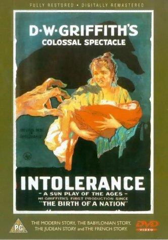 Intolerance [1916] [DVD]