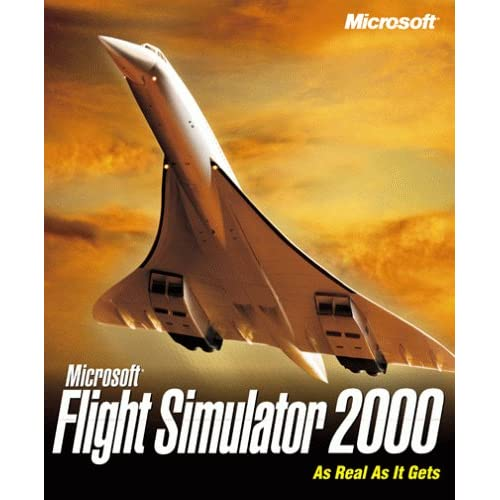 Flight Simulator 2000 Patch
