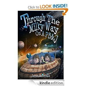 Through the Milky Way on a PB&J