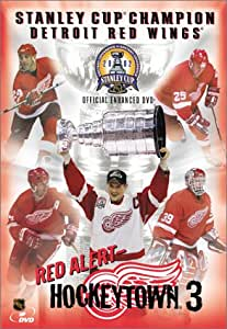 Red Alert - Hockeytown 3 - 2002 Stanley Cup Champion Detroit Red Wings