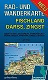 Fischland, Darß, Zingst 1 : 30 000 Rad- und Wanderkarte: Mit Dierhagen, Wustrow, Ahrenshoop, Born, Wieck, Prerow, Zingst, Barth Rezessionen Picture