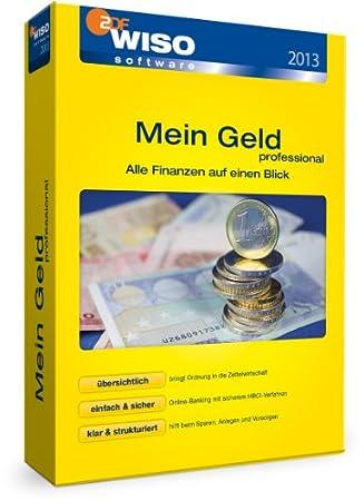 WISO Mein Geld 2013 Professional