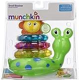 Munchkin Snail Stacker Bath Toy