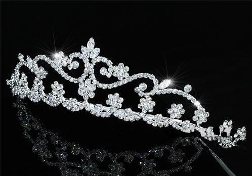 Sweet-Swarovski-Crystal-Floral-Wedding-Bridal-Prom-Sweet-16-Quinceanera-Tiara-Headband-by-Fairytale-Bridal-Tiara