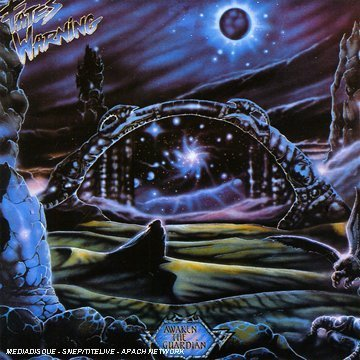 Awaken the Guardian by Fates Warning (1994) Audio CD