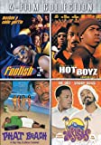 Four-Film Collection (Foolish / Hot Boyz / Phat Beach / The Wash)