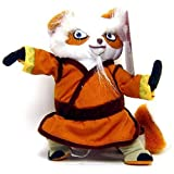 Kung Fu Panda Movie 6 Inch Plush Buddy Figure Master Shifu